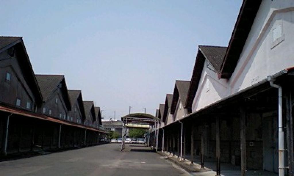 仙台政府倉庫:仙台の風景や街並...